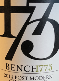 Bench 1775 Post Modern Chardonnaytext