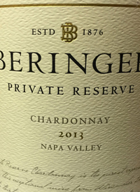 Beringer Chardonnay Private Reservetext