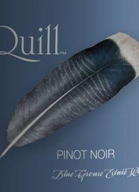 Blue Grouse Quill Pinot Noir