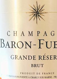 Champagne Baron-Fuenté Grande Réserve Bruttext