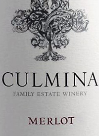 Culmina Family Estate Merlottext