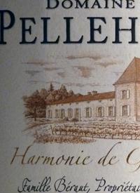 Domaine de Pellehaut Harmonie de Gascogne Rougetext