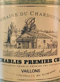 Domaine du Chardonnay Chablis Premier Cru Vaillonstext