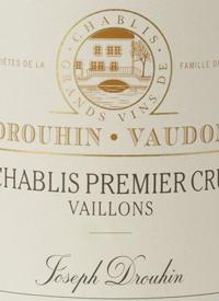 Drouhin Vaudon Chablis Premier Cru Vaillons