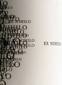 Ex Nihilo Rieslingtext