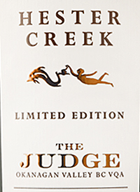 Hester Creek Limited Edition The Judgetext