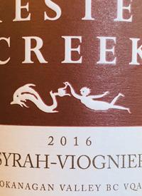 Hester Creek Syrah Viogniertext