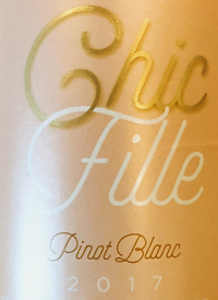 Chic Fille Pinot Blanctext