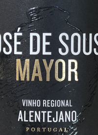 José de Sousa Mayor Red Winetext