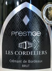 Les Cordeliers Prestige Crémant De Bordeaux