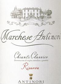 Tenuta Marchese Antinori Chianti Classico Riservatext