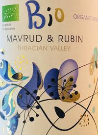 Edoardo Miroglio Mavrud and Rubin Biotext