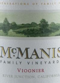 McManis Family Vineyards Viogniertext
