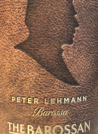 Peter Lehmann The Barossan Shiraztext