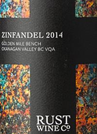 Rust Wine Co. Zinfandel