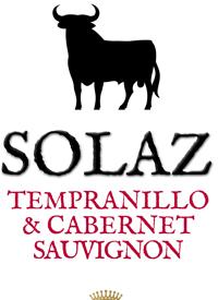 Solaz Tempranillo Cabernet Sauvignontext