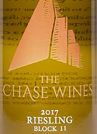 The Chase Block 11 Rieslingtext