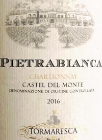 Tormaresca Pietrabianca Castel del Monte Chardonnay