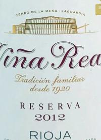 Vina Real Reserva Rioja
