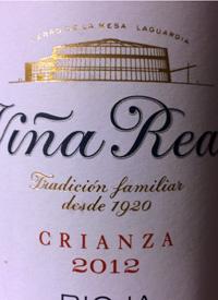 Vina Real Reserva Riojatext