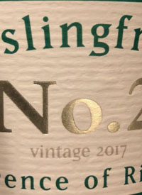 Rieslingfreak No. 2 Polish Hill Rivertext