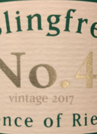 Rieslingfreak No. 4 Eden Valleytext