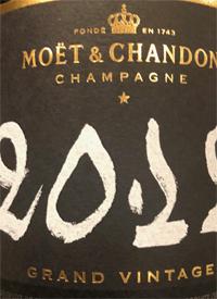 Moêt & Chandon Grand Vintage