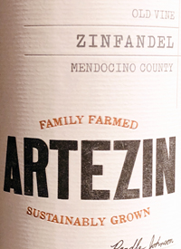 Artezin Old Vine Zinfandeltext
