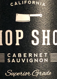 Chop Shop Cabernet Sauvignon Superior Gradetext