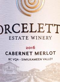 Corcelettes Cabernet Merlot Micro Lot Seriestext