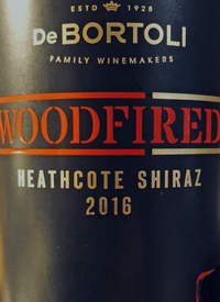 De Bortoli Woodfired Heathcote Shiraztext
