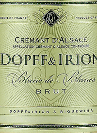 Dopff & Irion Blanc de Blancs Bruttext
