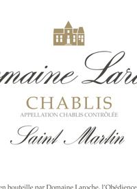 Laroche Chablis Saint Martin