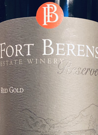 Fort Berens Red Gold Reservetext