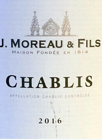 J. Moreau & Fils Chablistext