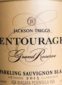 Jackson-Triggs Entourage Grand Reserve Sparkling Sauvignon Blanctext