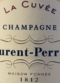 Laurent Perrier La Cuvée Brut LP