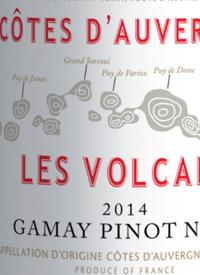 Puy de Dôme Les Volcanstext