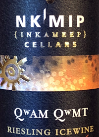 Nk'Mip Cellars Qwam Qwmt Riesling Icewine