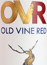 OVR Old Vine Red Lot Number 66text