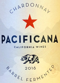 Pacificana Barrel Fermented Chardonnaytext