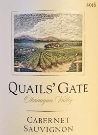 Quails' Gate Cabernet Sauvignon