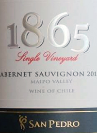 San Pedro 1865 Single Vineyard Cabernet Sauvignontext