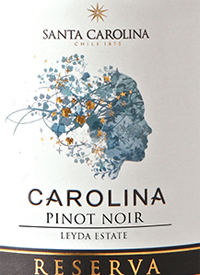 Santa Carolina Reserva Pinot Noir Leyda Estatetext