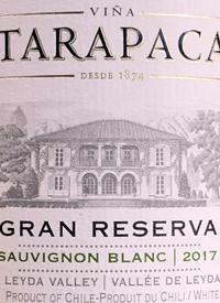 Tarapacá Gran Reserva Sauvignon Blanctext