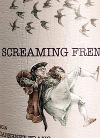 Screaming Frenzy Cabernet Franctext