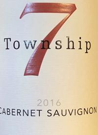 Township 7 Cabernet Sauvignontext