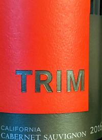 Trim Cabernet Sauvignon