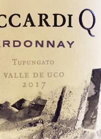Zuccardi Q Chardonnaytext