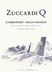 Zuccardi Q Cabernet Sauvignontext